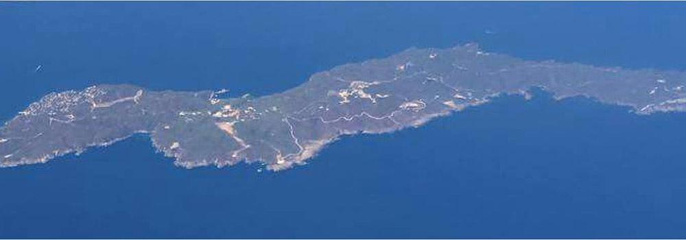 Découvrez l'Ile du Levant